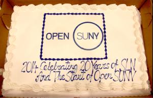SLN anniversary cake